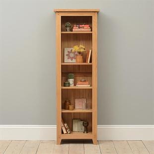 Oakland Tall Slim Bookcase
