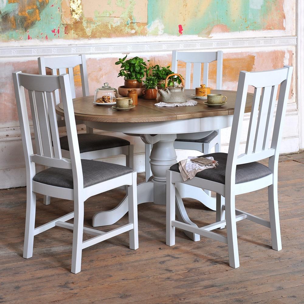 Westbury Grey Dining Set