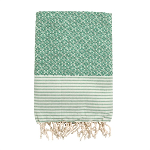 Evelena emerald green throw b198 with free delivery - Emerald green throw blanket ...