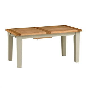 Caldecote French Grey 180cm-230cm Extending Dining Table
