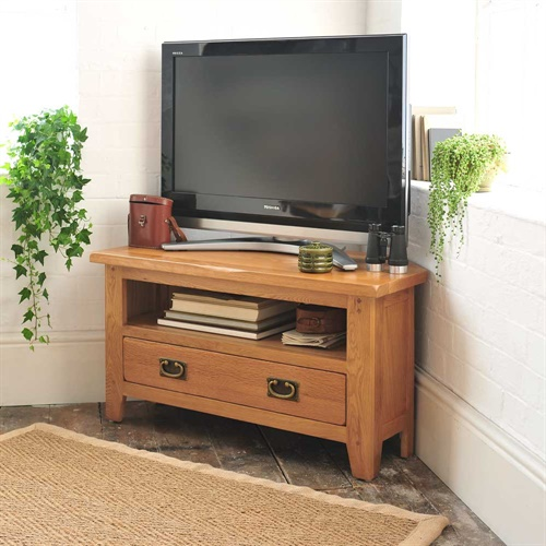 """Oakland Corner TV Unit Up To 40"""" (E230) With Free Delivery"""