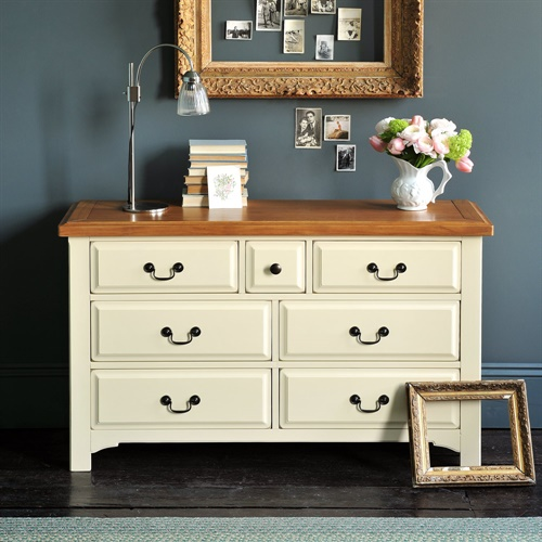 Westbury Painted 3 4 Drawer Chest J833 With Free