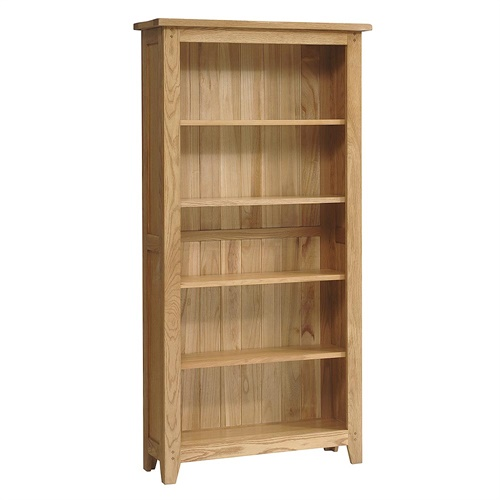 Oakland Large Bookcase 5 Shelves K264 With Free Delivery