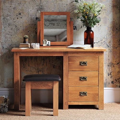 Oakland Dressing Table Set (K422) With Free Delivery