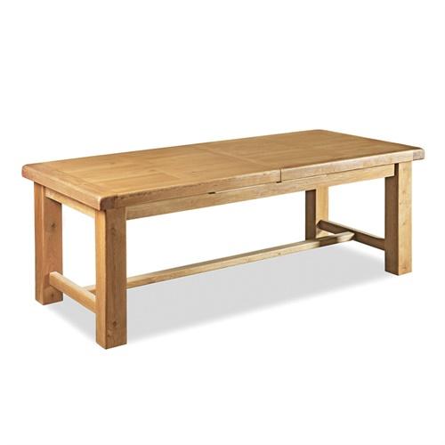 Kingsley Oak 220cm 310cm Extending Dining Table K501  : K50114 from www.cotswoldco.com size 500 x 500 jpeg 14kB