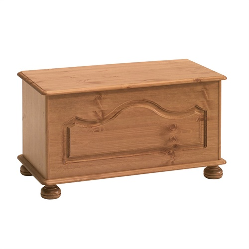 Ottomans Richmond Pine Ottoman: Richmond Pine Ottoman (L109) With Free Delivery