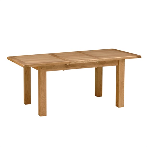 Lyon Oak Small 150cm 200cm Extending Dining Table L411 With Free Delivery