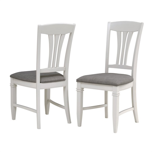 Boston light grey dining chair l with free delivery