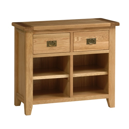 Kitchen Cupboards Montague Gardens: Montague Oak Open Sideboard (M012) With Free Delivery