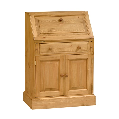 Dorchester Pine Small Writing Bureau (M238) with Free Delivery  The ...