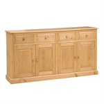 Read more about Dorchester pine extra large 6ft sideboard