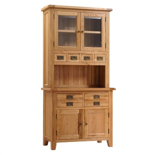 Montague Oak Small Dresser