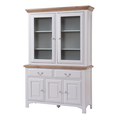 Westbury Grey Painted Dresser With Free Delivery The Cotswold Com