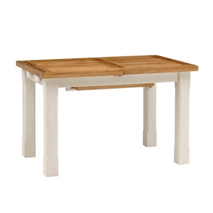 Marseille Distressed 120cm-180cm Extending Dining Table