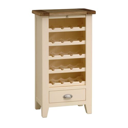 Kitchen Cupboards Montague Gardens: Cheltenham Cream Wine Bar (V876) With Free Delivery
