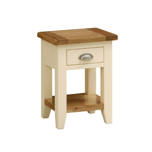 Cheltenham Cream Painted Side Table V879 With Free