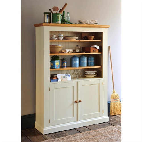 Kitchen Shelves Habitat: Wiltshire Cupboard Base Bookcase (W912) With Free Delivery