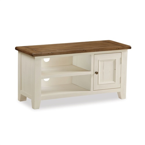Sherwood Distressed Painted Small TV Unit